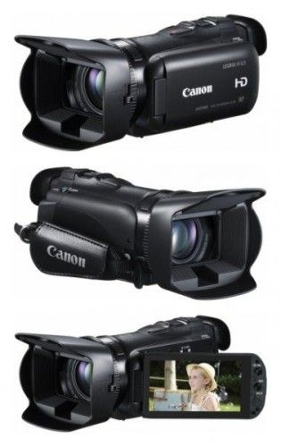 Canon HF-G25 (Noir)