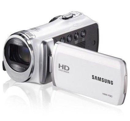 Samsung HMX-F90 (Blanc)