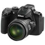 Nikon Coolpix P520 (Noir)