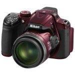 Nikon Coolpix P520 (Rouge)