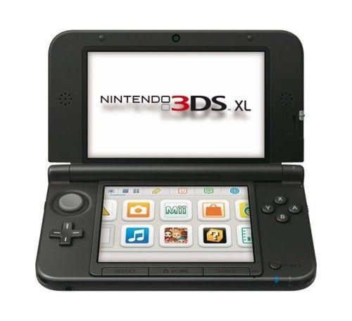 Nintendo 3DS XL (Noir)