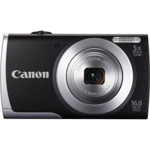 Canon PowerShot A2500 (Noir)