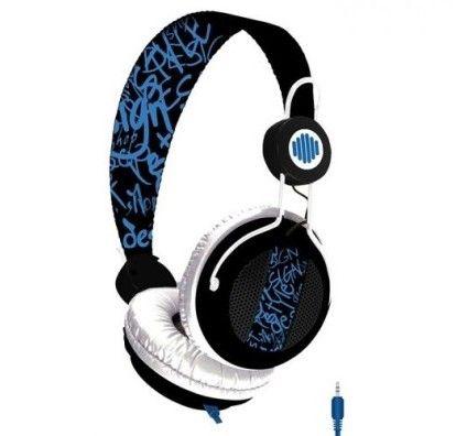 B-Move Soundwave (Noir/Bleu)