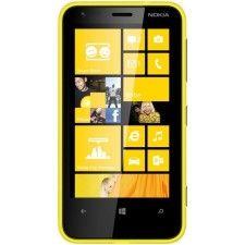 Nokia Lumia 620 (Jaune)