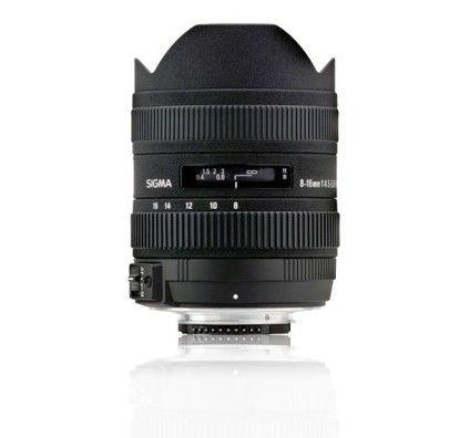 Sigma 8-16mm F4.5-5.6 DC HSM > Canon