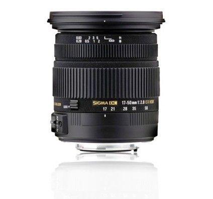 Sigma 17-50mm F2.8 EX DC OS HSM > Nikon