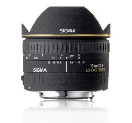 Sigma 15mm F2.8 EX DG DIAGONAL FISHEYE > Nikon