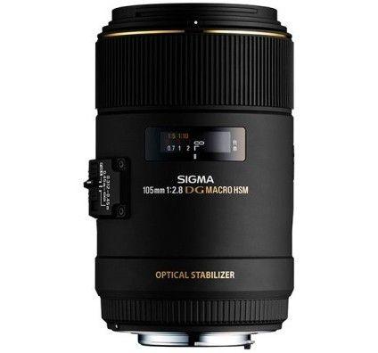 Sigma MACRO 105mm F2,8 EX DG OS HSM > Nikon