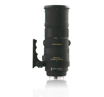 Sigma APO 150-500mm F5-6.3 DG OS HSM > Nikon
