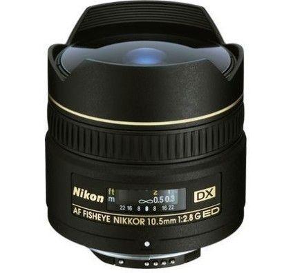 Nikon AF DX Nikkor 10.5mm f/2.8G ED Fisheye