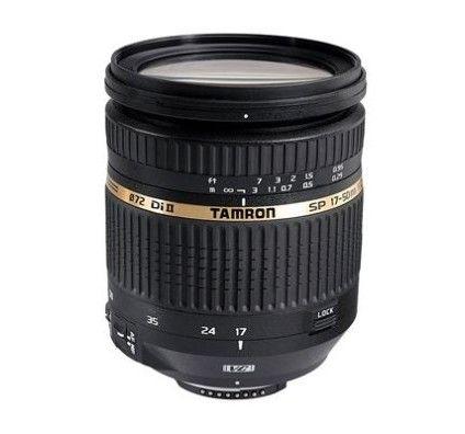 Tamron 17-50mm f/2.8 SP AF XR Di II VC > Sony