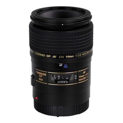 Tamron 90mm f/2.8 SP Di Macro > Nikon