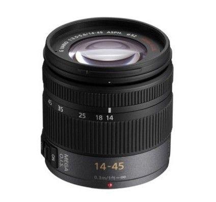 Panasonic 14-45mm f/3.5-5.6 Mega OIS Micro 4/3