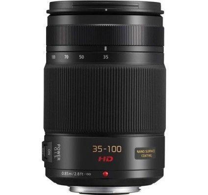 Panasonic 45-150mm f/4-5.6 Vario OIS Noir