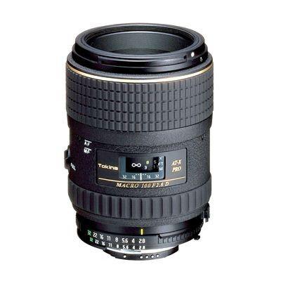 Tokina 100mm f/2.8 AT-X ProD Macro > Canon