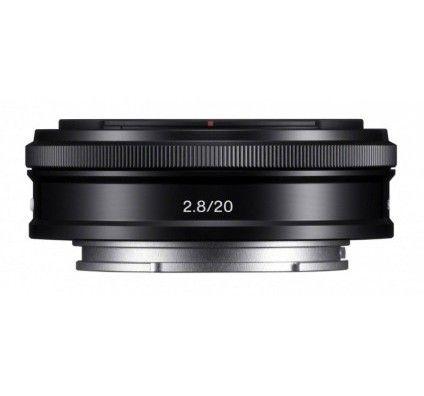 Sony SEL20F28 E20 mm F2,8
