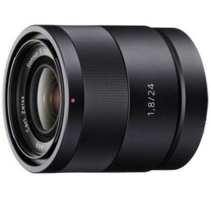 Sony SEL24F18Z E 24 mm F 1,8 ZA