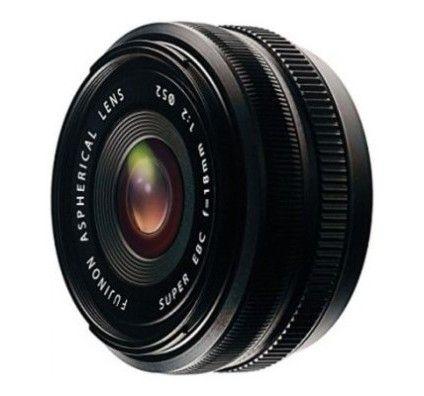 Fujifilm 18mm f/2 R