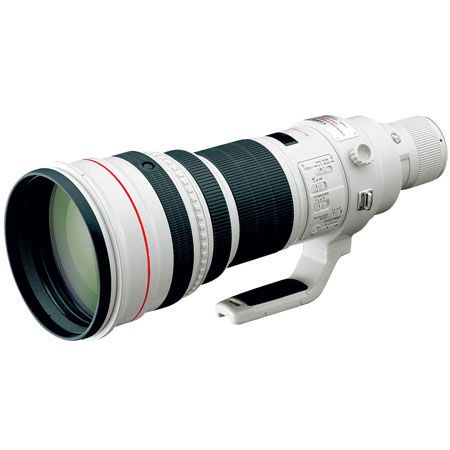 Canon EF 500mm f4.0 L IS II USM