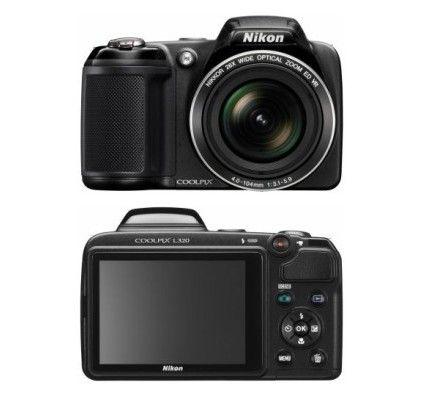 Nikon Coolpix L320 (Noir)
