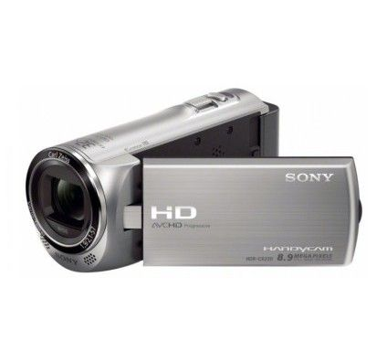 Sony HDR-CX220E (Argent)