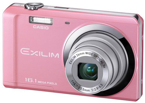 Casio Exilim ZS6 (Rose)