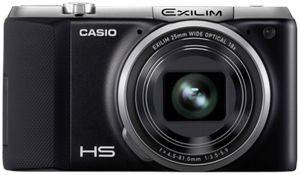Casio Exilim EX-ZR700 (Noir)
