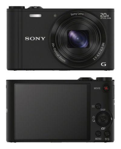 Sony Cyber-Shot DSC-WX300 (Noir)