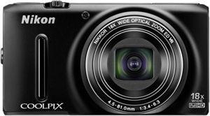Nikon Coolpix S9400 (Noir)
