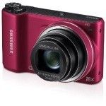Samsung WB200F (Rouge)