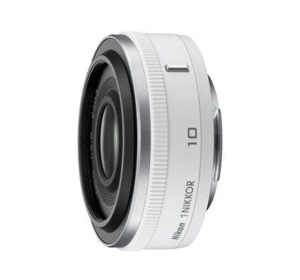 Nikon 1 NIKKOR 10mm f/2.8 (Blanc)