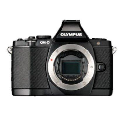 Olympus OM-D E-M5 (Noir)