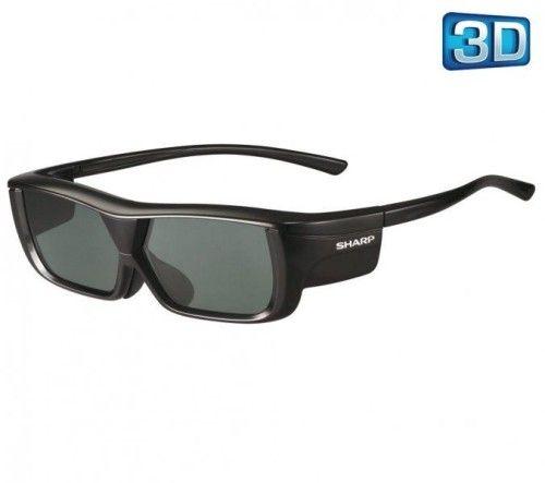 Sharp Lunettes 3D AN-3DG20-B