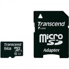 Transcend Micro SDXC UHS-I 64Go Class 10