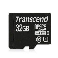 Transcend Micro SDHC UHS-I 300x Premium 32Go CL10