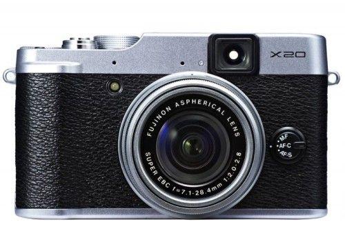 Fujifilm X20 (Argent)