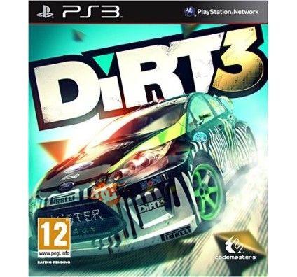 Colin McRae Dirt 3 - Playstation 3