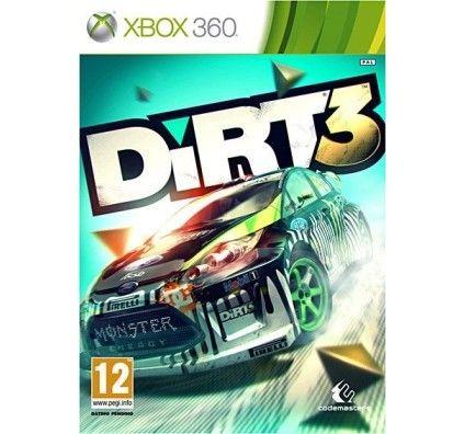 Colin McRae Dirt 3 - Xbox 360