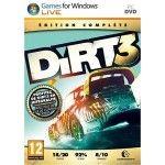 Colin McRae Dirt 3 - Edition Complète - PC