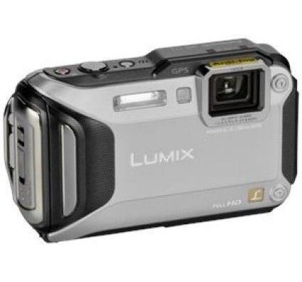 Panasonic Lumix DMC-FT5 (Argent)