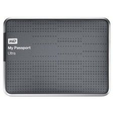 WD My Passport Ultra 1To (Gris)