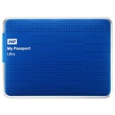 WD My Passport Ultra 1To (Bleu)