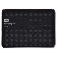 WD My Passport Ultra 2To (Noir)