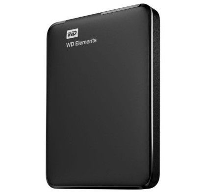 WD 2To Elements Portable USB 3.0 (WDBU6Y0020BBK)
