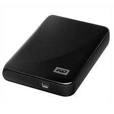 WD My Passport Essential 1To New ID (Black)