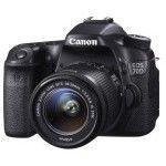 Canon EOS 70D + 18-55mm