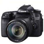 Canon EOS 70D + 18-135mm