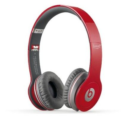 Beats by Dr Dre Solo HD (Rouge)
