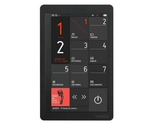 Cowon iAudio X9 16Go (Noir)