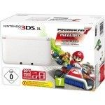 Nintendo 3DS XL (Blanche) + Mario Kart 7